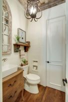 Vintage farmhouse bathroom ideas 2017 (10)