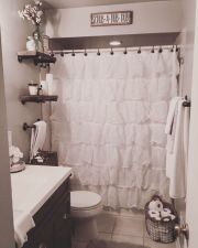 Vintage farmhouse bathroom ideas 2017 (41)