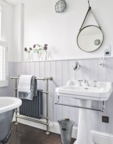 Vintage farmhouse bathroom ideas 2017 (7)