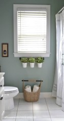 Vintage paint colors bathroom ideas (1)