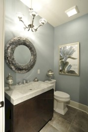 Vintage paint colors bathroom ideas (11)