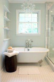 Vintage paint colors bathroom ideas (27)