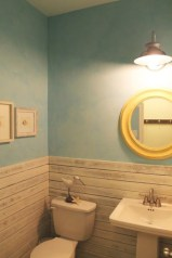 Vintage paint colors bathroom ideas (4)