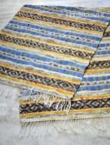 Vintage swedish rag rugs tables ideas 05