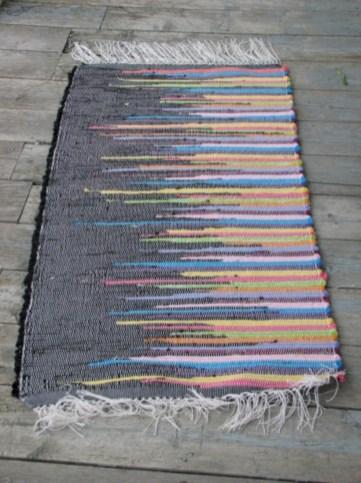 Vintage swedish rag rugs tables ideas 10