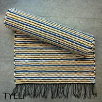 Vintage swedish rag rugs tables ideas 13