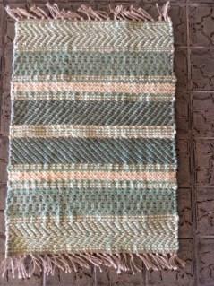 Vintage swedish rag rugs tables ideas 22