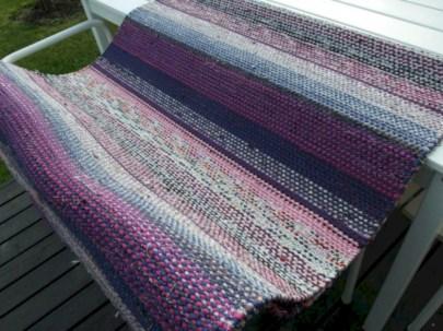 Vintage swedish rag rugs tables ideas 25