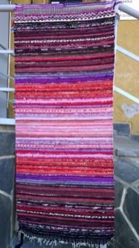 Vintage swedish rag rugs tables ideas 27