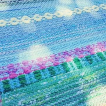 Vintage swedish rag rugs tables ideas 31