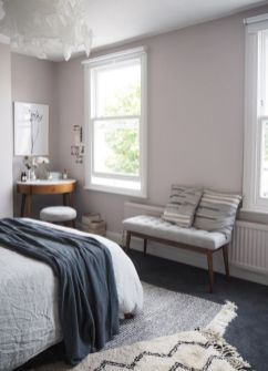 Cool kids bedroom with pink colour 05