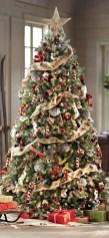 Brilliant ideas christmas tree decoration ideas with ribbon 42