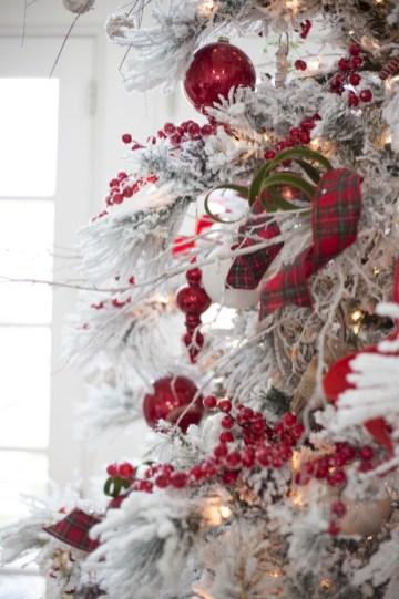 Brilliant ideas christmas tree decoration ideas with ribbon 47