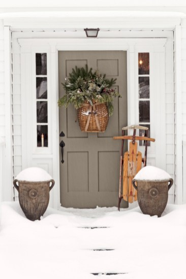 Cool homemade outdoor christmas decorations ideas 33