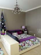 Cozy christmas decoration ideas for your apartment 04