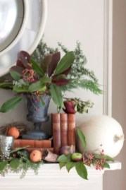 Easy christmas fruit tree centerpieces ideas 08