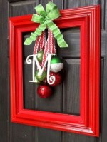 Easy outdoor christmas decorations ideas on a budget 03