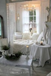 Inspiring chabby chic christmas decoration ideas 30
