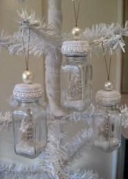 Inspiring chabby chic christmas decoration ideas 35