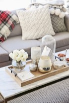 Minimalist christmas coffee table centerpiece ideas 02