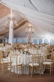 Romantic winter vintage wedding decoration ideas (2)