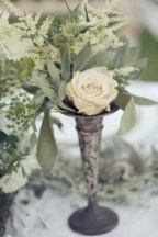 Romantic winter vintage wedding decoration ideas (28)