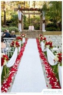 Romantic winter vintage wedding decoration ideas (33)