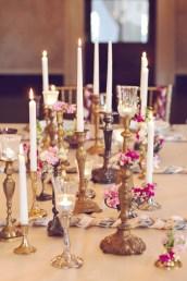 Romantic winter vintage wedding decoration ideas (36)