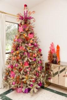 Stunning gold christmas tree decoration ideas 07