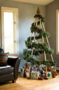 Unique christmas tree decoration ideas for your alternatives 07