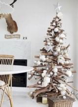 Unique christmas tree decoration ideas for your alternatives 08