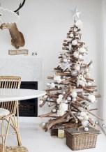 Unique christmas tree decoration ideas for your alternatives 09