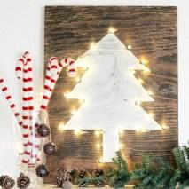 Unique christmas tree decoration ideas for your alternatives 27
