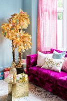 Unique christmas tree decoration ideas for your alternatives 31