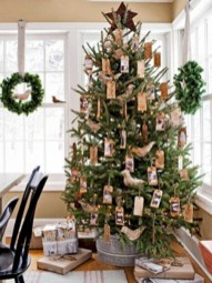 Unusual black christmas tree decoration ideas 11