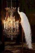 Adorable christmas chandelier decoration ideas 18