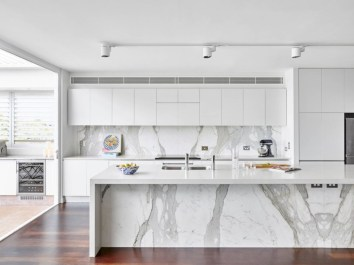 Adorable grey and white kitchens design ideas 15