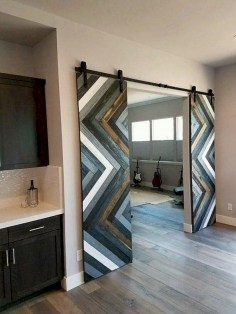 Awesome interior sliding doors design ideas for every home 36