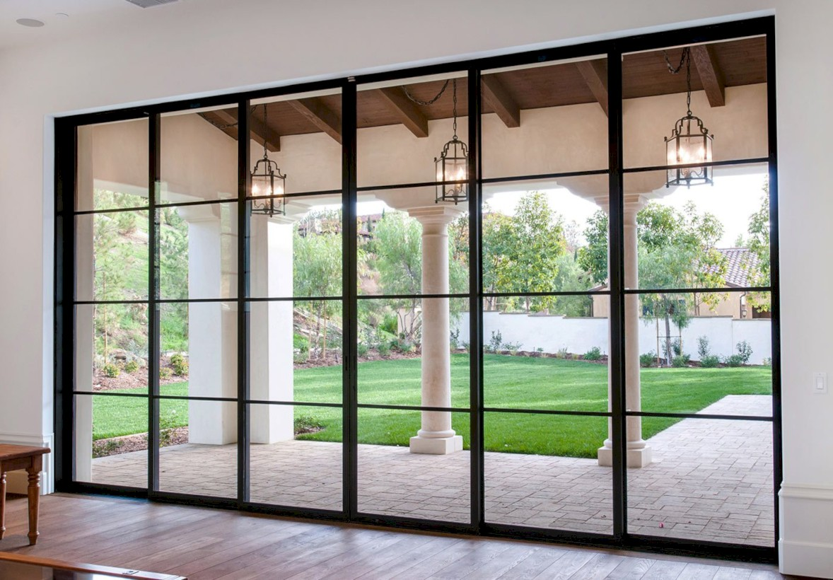 Awesome interior sliding doors design ideas for every home 38