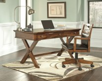 Awesome rustic home office designs ideas 04