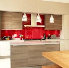 Bright and colorful kitchen design ideas 08