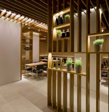 Brilliant room dividers partitions ideas you should try 49