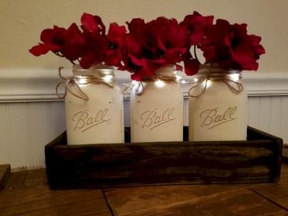 Charming winter centerpieces decoration ideas 10