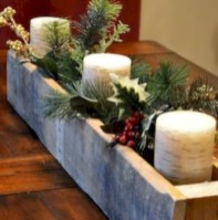 Charming winter centerpieces decoration ideas 13