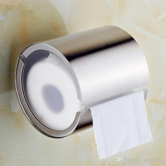 Cool and unique toilet tissue paper roll holders ideas 20
