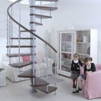 Cool space saving staircase designs ideas 02