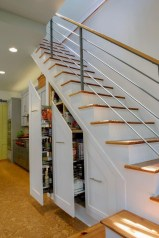 Cool space saving staircase designs ideas 03