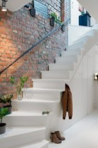 Cool space saving staircase designs ideas 04