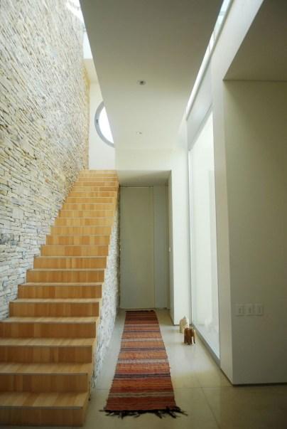 Cool space saving staircase designs ideas 12