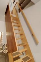 Cool space saving staircase designs ideas 22